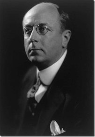 Homer Cummings 1920